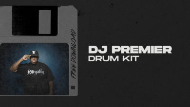 Photo of DJ Premier Drum Kit