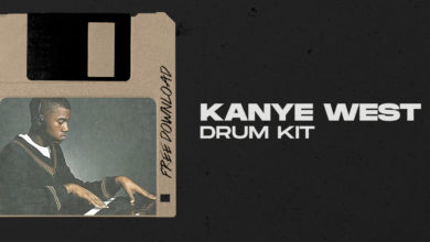 Photo of Kanye West Drum Kit